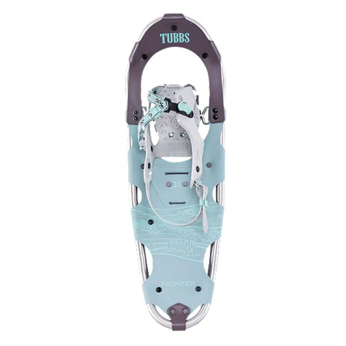 Womens snow shoes- tubbs frontier