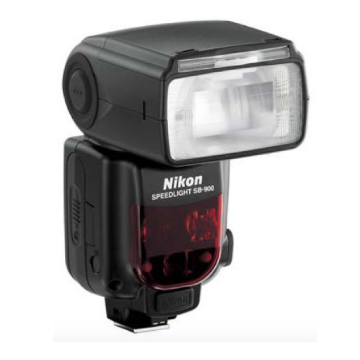 Nikon- sb900 speedlight- camera flash