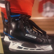 Senior hockey skates- Bauer supreme s160