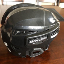 Senior hockey helmet- Bauer ims 5.0