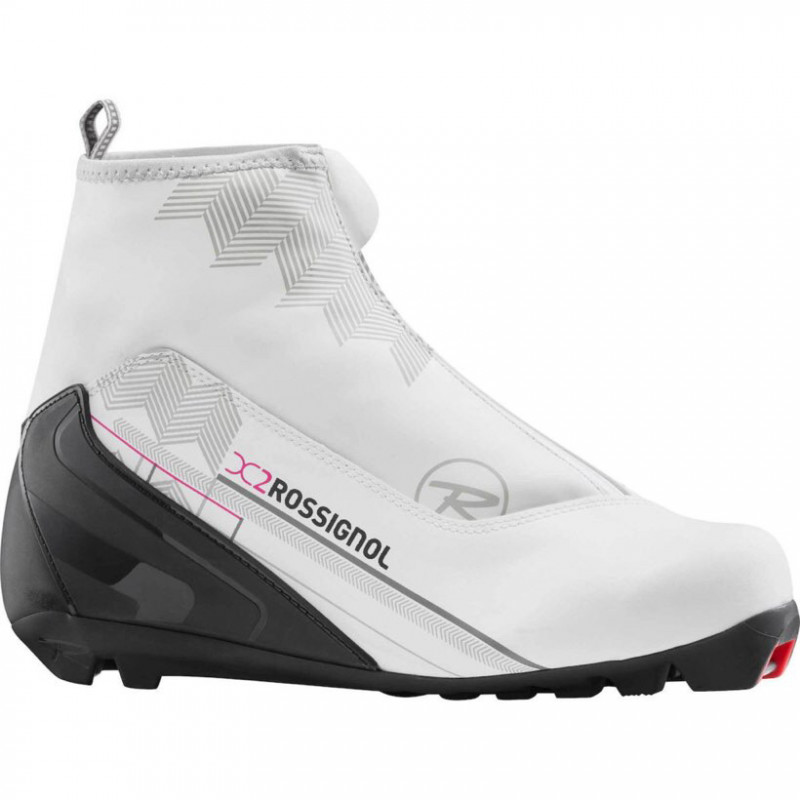 Womens xcountry ski package- rossignol x-tour venture