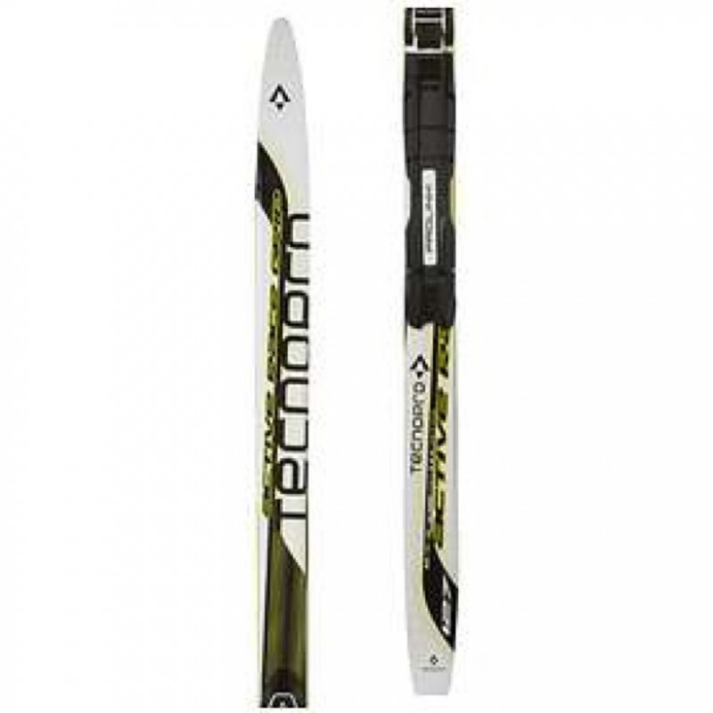 junior xcountry ski package- tecno pro-1