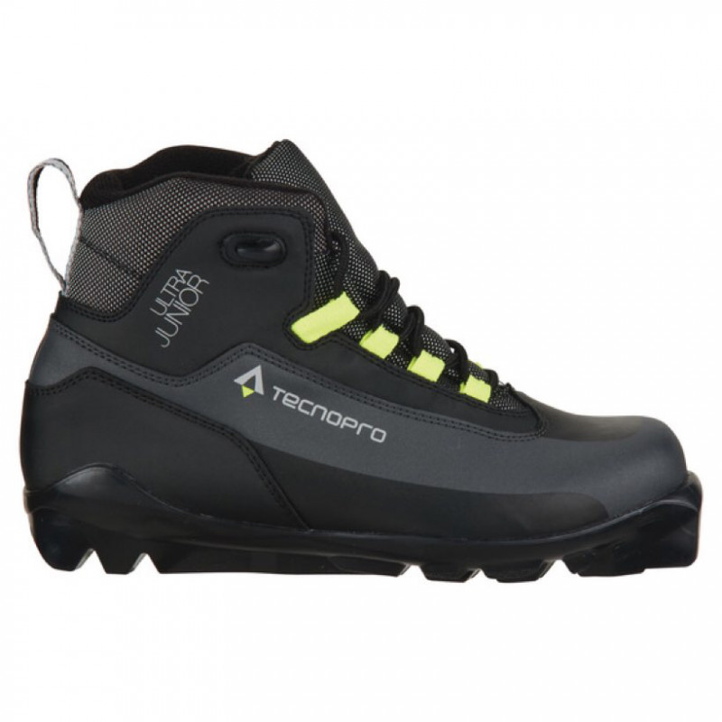 junior xcountry ski package- tecno pro-3