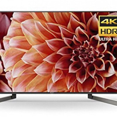 """55"""" sony - 4k uhd hdr led - android smart tv"""