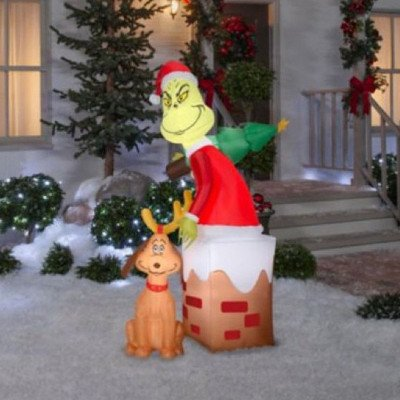 5.5-ft inflatable grinch decoration-2