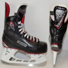 Junior hockey skates- Bauer vapor x500