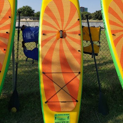 Free SUP Rental for New Ruckify Members - SOL Train All-Around Paddleboard picture 4