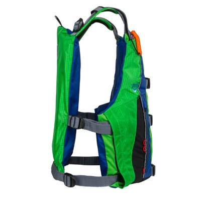 Life Preserver PFD - Adult Universal Size - MTI Adventurewear Nomad - Sunset Package picture 3
