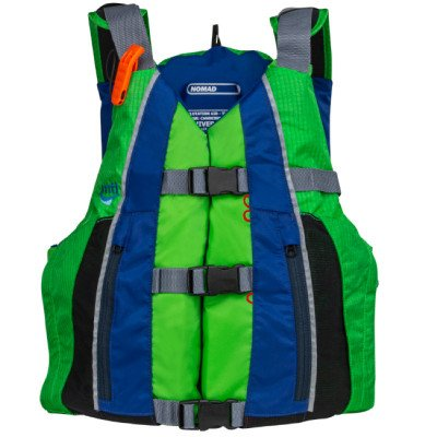 Life Preserver PFD - Adult Universal Size - MTI Adventurewear Nomad - Sunset Package picture 1