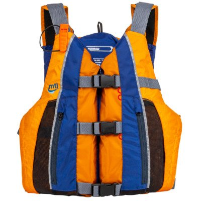 Life Preserver PFD - Adult Universal Size - MTI Adventurewear Nomad - Sunset Package picture 5