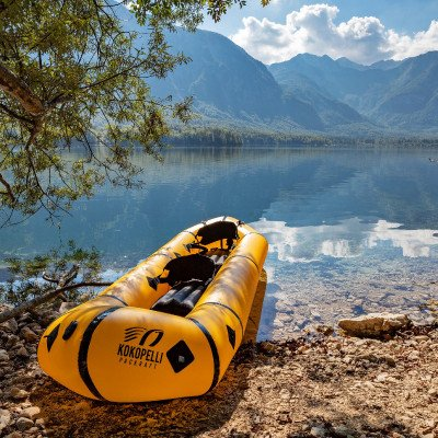 24 Hr Boat Rental Package For Two Paddlers Day Rental - Kokopelli Twain - Yellow picture 7