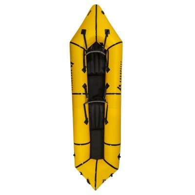Free Packraft Rental for New Ruckify Members - Kokopelli Twain for 2 People or 1 Person and Dog picture 2