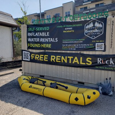 Free Packraft Rental for New Ruckify Members - Kokopelli Twain for 2 People or 1 Person and Dog picture 7