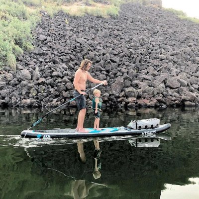 Free SUP Rental for New Ruckify Members picture 6