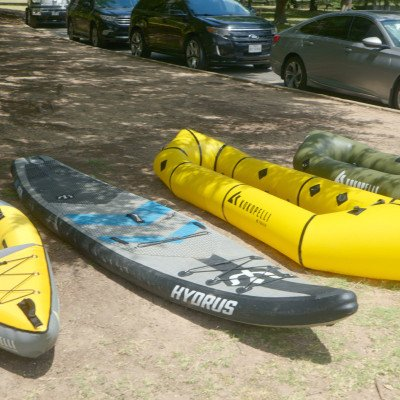 Free SUP Rental for New Ruckify Members picture 7