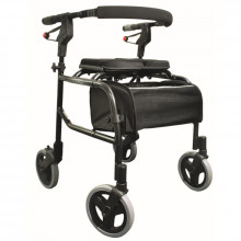 4-wheel walker/rollator