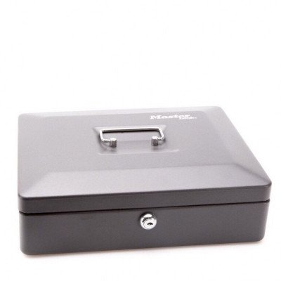 master lock medium cash box