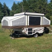 Camping Trailer - Forest River