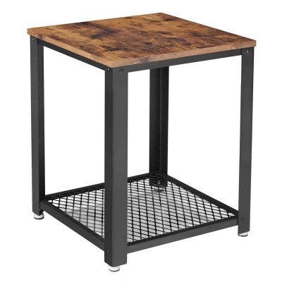 industrial end table picture 2
