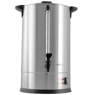 100 cup stainless steel coffee maker urn