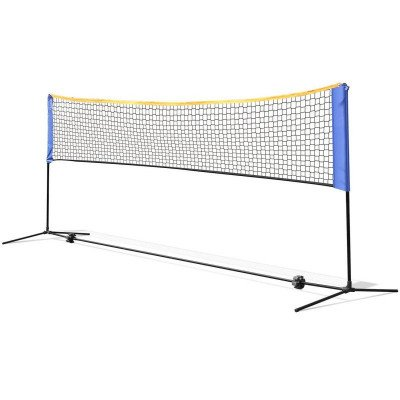 portable badminton net-1