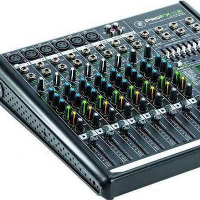 12-channel professional mixer-2
