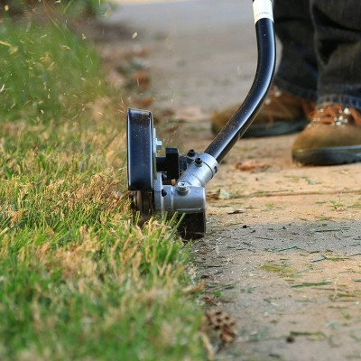 cordless string trimmer picture 2