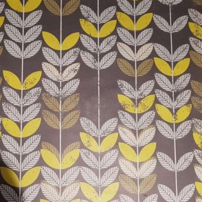 grey and yellow leaves 4x6 vinyl professional photography backdrop