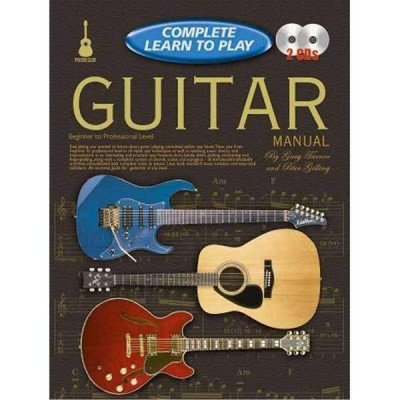 learn to play guitar manual