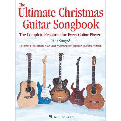 the greatest guitar song book