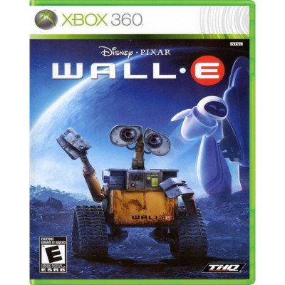 wall-e the game - xbox 360 game