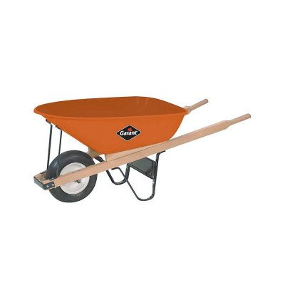 steel tray industrial wheelbarrow picture 1