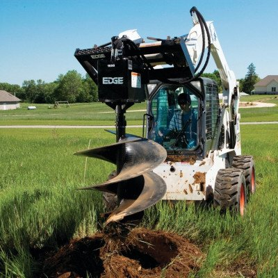 Skid Steer Auger Attachment picture 1