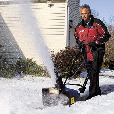 electric snow blower picture 3