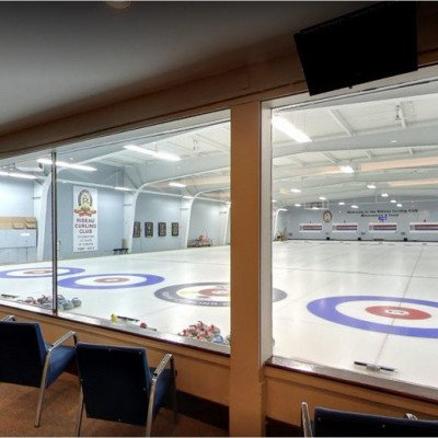ice arena space