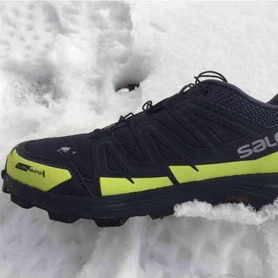 salomon speedspike cs trail running shoes-2