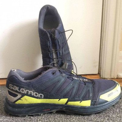 salomon speedspike cs trail running shoes-4