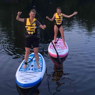 stand up paddle board ??♀️-1