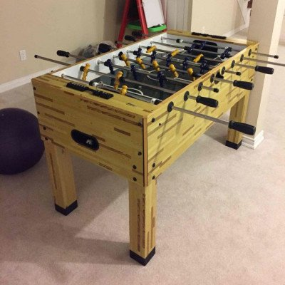 Foosball table picture 1