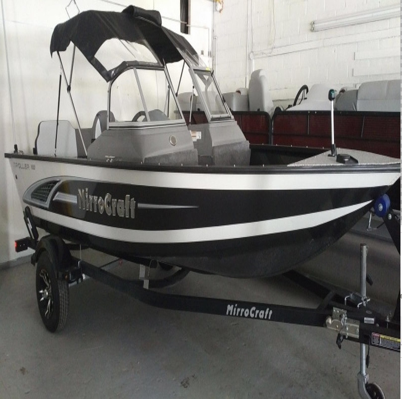 Mirrocraft 1400 Fishing Boat