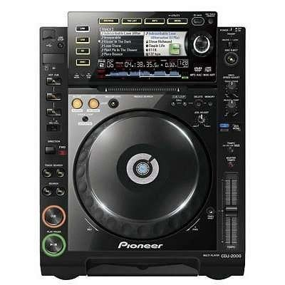 pioneer cdj 2000 - dj equipment-1