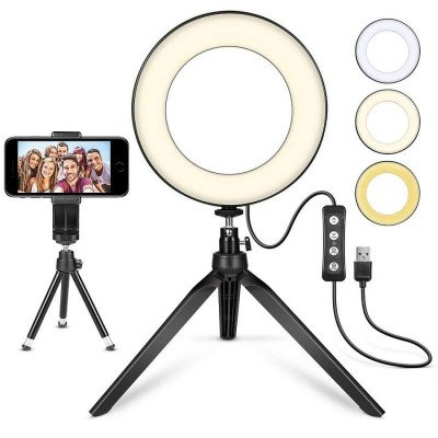 led ring light picture 1