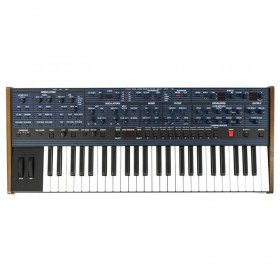 Sequential OB-6 piano keyboard