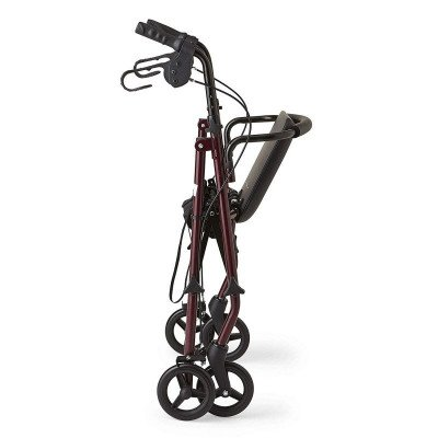 steel rollator walker picture 2