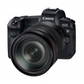 Canon EOS R Camera with 24-105mm f4 IS Lens
