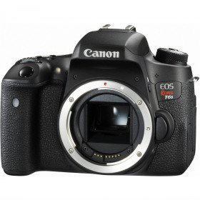 Canon Rebel T6s Camera with 18-135mm f3.5-5.6 IS Lens