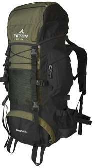 Teton Sports – Scout 3400 Internal Frame Backpack