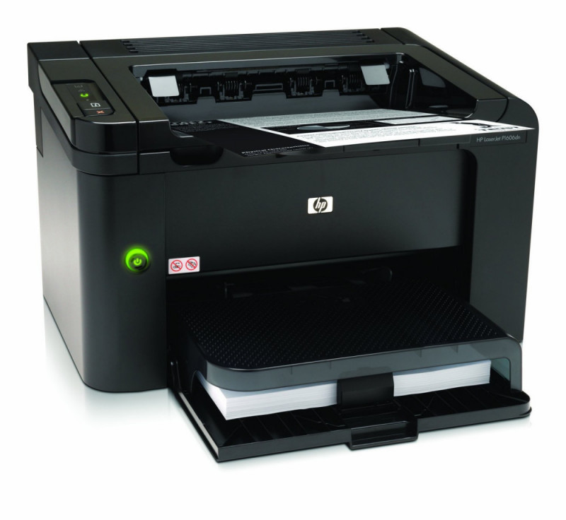 HP – LaserJet Pro P1606dn Printer