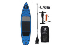 """Bright Blue - 11'6"""" Inflatable Stand Up Paddle Board"""