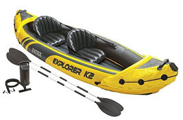 Intex - Explorer K2 Inflatable Kayak